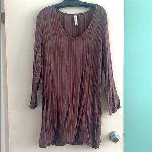 RVCA Tunic Shirt/Dress